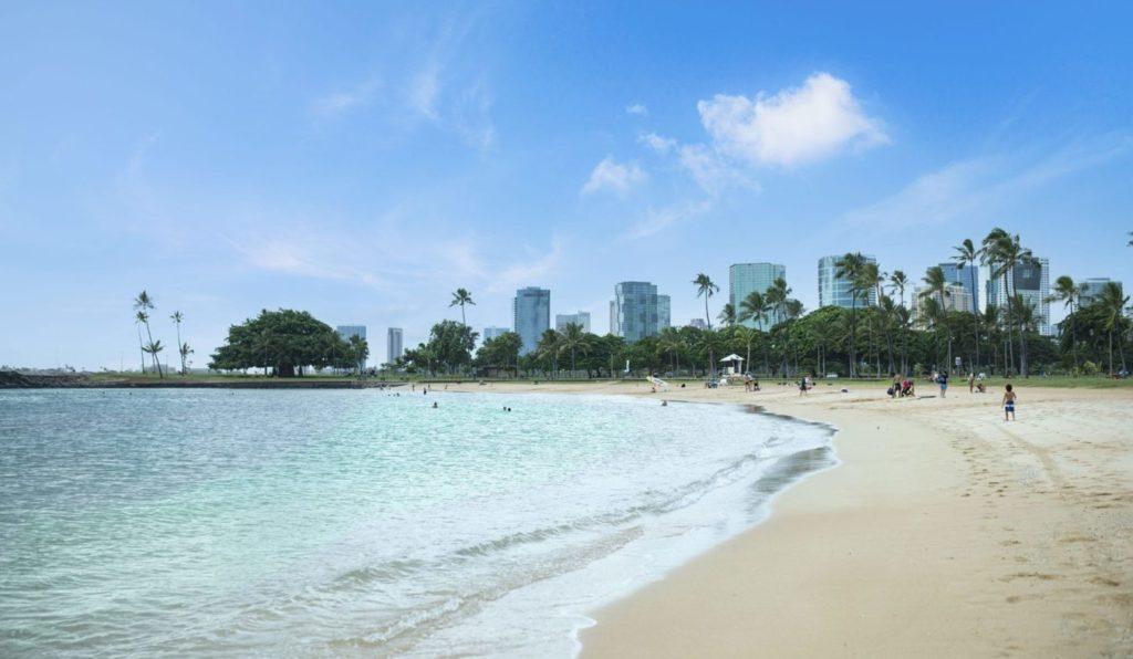 Ala Monna Beach
