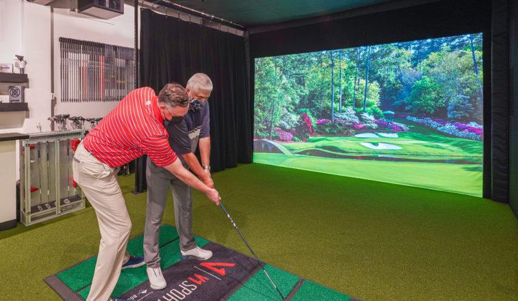 The Golf Sim Powered by Roger Dunn Golf Hawaii